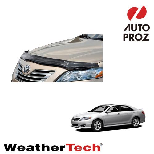 [WeatherTech 正規品] Weather Tech トヨタ カムリ ACV40型用 フッドプロテクター/バグガード