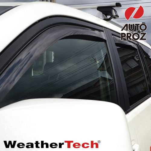 [WeatherTech 正規品] Tech Weather Tech Weather ランドクルーザープラド 150系に適合 ウィンドウディフレクター 正規品] サイドバイザー/ドアバイザー, ミキシ:bb12ae78 --- sunward.msk.ru
