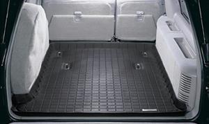 【Weather Tech直輸入正規品】Chevrolet Suburban (シボレー サバーバン)リア6FT 1992-1999年ウェザーテック カーゴライナーカラー:ブラックカーゴトレイ・カーゴマット(ラゲッジ用ラバーマット/トランクマット)
