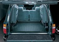 【Weather Tech直輸入正規品】Lexus (レクサス) LX4501996-1997年ウェザーテック カーゴライナーカラー:ブラックカーゴトレイ・カーゴマット(ラゲッジ用ラバーマット/トランクマット)