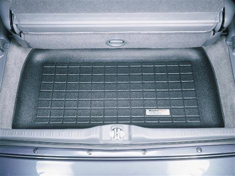 【Weather Tech直輸入正規品】Isuzu Oasis(いすゞ オアシス)1996-1999年ウェザーテック カーゴライナーカラー:ブラックカーゴトレイ・カーゴマット(ラゲッジ用ラバーマット/トランクマット)