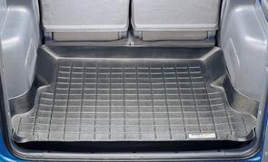 [WeatherTech 正規品] トヨタ RAV4 4ドア 1996-2000年 カーゴライナー カーゴトレイ カーゴマット ブラック