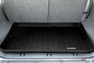 【Weather Tech直輸入正規品】Chevrolet Tracker(シボレー トラッカー)4ドア 1999-2004年ウェザーテック カーゴライナーカラー:ブラックカーゴトレイ・カーゴマット(ラゲッジ用ラバーマット/トランクマット)