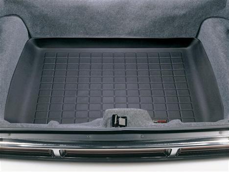 【Weather Tech直輸入正規品】Ford CrownVictoria(フォード クラウンビクトリア) 1992-2011年ウェザーテック カーゴライナーカラー:ブラックカーゴトレイ・カーゴマット(ラゲッジ用ラバーマット/トランクマット)