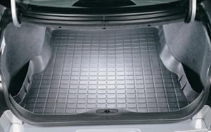 【Weather Tech直輸入正規品】Lincoln Continental(リンカーン コンチネンタル) 1995-2002年ウェザーテック カーゴライナーカラー:ブラックカーゴトレイ・カーゴマット(ラゲッジ用ラバーマット/トランクマット)