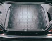 【Weather Tech直輸入正規品】BMW 740iL 1995-2001年ウェザーテック カーゴライナーカラー:ブラックカーゴトレイ・カーゴマット(ラゲッジ用ラバーマット/トランクマット)