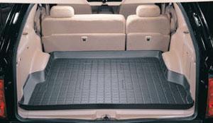 【Weather Tech直輸入正規品】Lincoln Navigator(リンカーン ナビゲーター)1998年ウェザーテック カーゴライナーカラー:ブラックカーゴトレイ・カーゴマット(ラゲッジ用ラバーマット/トランクマット)
