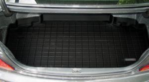 【Weather Tech直輸入正規品】Lexus(レクサス) GS400 1998-2000年ウェザーテック カーゴライナーカラー:ブラックカーゴトレイ・カーゴマット(ラゲッジ用ラバーマット/トランクマット)