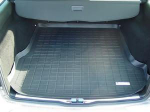 【Weather Tech直輸入正規品】VW (フォルクスワーゲン)Passat (パサート)ワゴン 1998-2005年ウェザーテック カーゴライナーカラー:ブラックカーゴトレイ・カーゴマット(ラゲッジ用ラバーマット/トランクマット)
