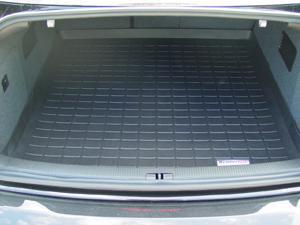 【Weather Tech直輸入正規品】Audi(アウディ) A6 セダン 1998-2004年ウェザーテック カーゴライナーカラー:ブラックカーゴトレイ・カーゴマット(ラゲッジ用ラバーマット/トランクマット)