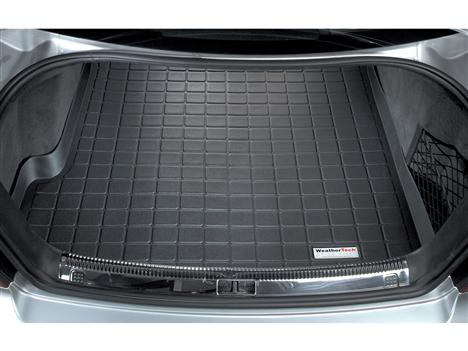 【Weather Tech直輸入正規品】VW (フォルクスワーゲン)Jetta (ジェッタ)1999-2005年ウェザーテック カーゴライナーカラー:ブラックカーゴトレイ・カーゴマット(ラゲッジ用ラバーマット/トランクマット)