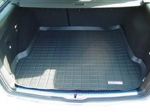 【Weather Tech直輸入正規品】VW (フォルクスワーゲン)Jetta (ジェッタ) ワゴン 2001-2005年ウェザーテック カーゴライナーカラー:ブラックカーゴトレイ・カーゴマット(ラゲッジ用ラバーマット/トランクマット)