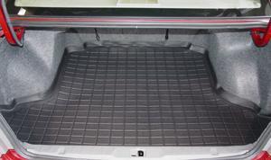 【Weather Tech直輸入正規品】Nissan Altima(日産 アルティマ)2002-2006年ウェザーテック カーゴライナーカラー:ブラックカーゴトレイ・カーゴマット(ラゲッジ用ラバーマット/トランクマット)