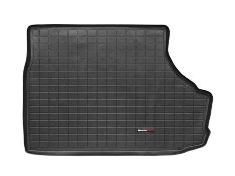 【Weather Tech直輸入正規品】Toyota Avalon(トヨタ アバロン)2005-2012年ウェザーテック カーゴライナーカラー:ブラックカーゴトレイ・カーゴマット(ラゲッジ用ラバーマット/トランクマット)