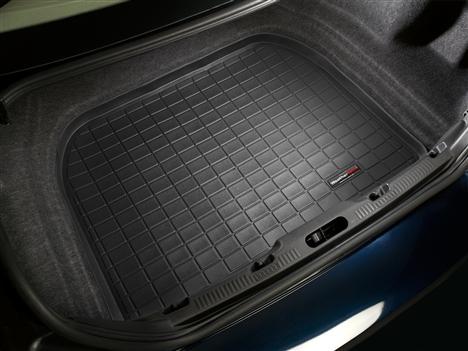 【Weather Tech直輸入正規品】Ford Five Hundred(フォード ファイブハンドレッド)2005年式以降ウェザーテック カーゴライナーカラー:ブラックカーゴトレイ・カーゴマット(ラゲッジ用ラバーマット/トランクマット)