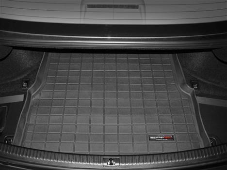 【Weather Tech直輸入正規品】Lexus(レクサス) IS350 2006年式以降ウェザーテック カーゴライナーカラー:ブラックカーゴトレイ・カーゴマット(ラゲッジ用ラバーマット/トランクマット)