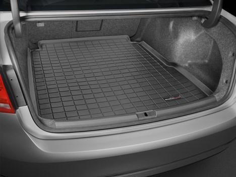 【Weather Tech直輸入正規品】VW (フォルクスワーゲン)Passat (パサート)セダン 2012年式以降ウェザーテック カーゴライナーカラー:ブラックカーゴトレイ・カーゴマット(ラゲッジ用ラバーマット/トランクマット)