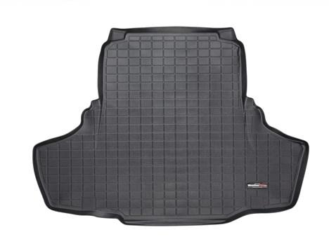[WeatherTech 正規品] レクサス GS20系 200t/350/300h/450h用 カーゴライナー ブラック ブラック
