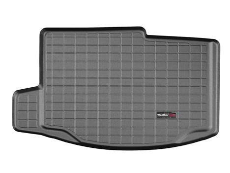 【Weather Tech直輸入正規品】Chevy Malibu ECO (シボレー マリブ エコ)2013年式以降ウェザーテック カーゴライナーカラー:ブラックカーゴトレイ・カーゴマット(ラゲッジ用ラバーマット/トランクマット)