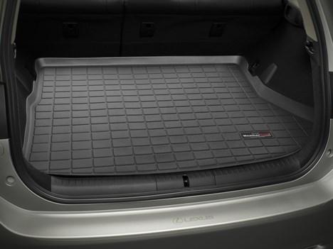 [WeatherTech 正規品] Lexus レクサス CT 2011年式以降 カーゴライナー カーゴトレイ カーゴマット ブラック
