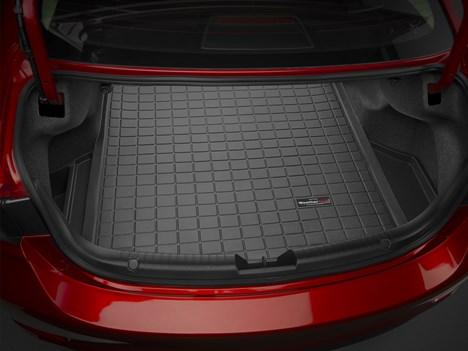 【Weather Tech直輸入正規品】Mazda(マツダ) MAZDA62014年式以降(アテンザ)ウェザーテック カーゴライナーカラー:ブラックカーゴトレイ・カーゴマット(ラゲッジ用ラバーマット/トランクマット)