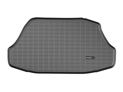【Weather Tech直輸入正規品】Acura(アキュラ) ILXハイブリッド 2013年式以降ウェザーテック カーゴライナーカラー:ブラックカーゴトレイ・カーゴマット(ラゲッジ用ラバーマット/トランクマット)