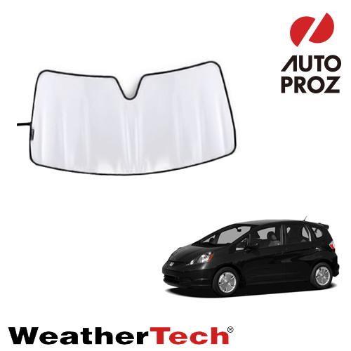 車用サンシェード カーサンシェード フロントガラス WeatherTech 正規品 無料 即出荷 フロントサンシェード 2009-2013年式 ホンダ フィット