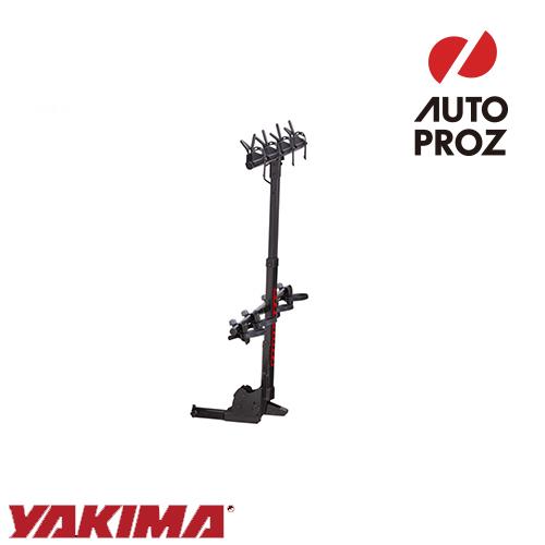 [YAKIMA 正規品] HangOver 4 ハングオーバー4 ヒッチマウント サイクルキャリア/自転車キャリア ※2インチ角用・4台積み