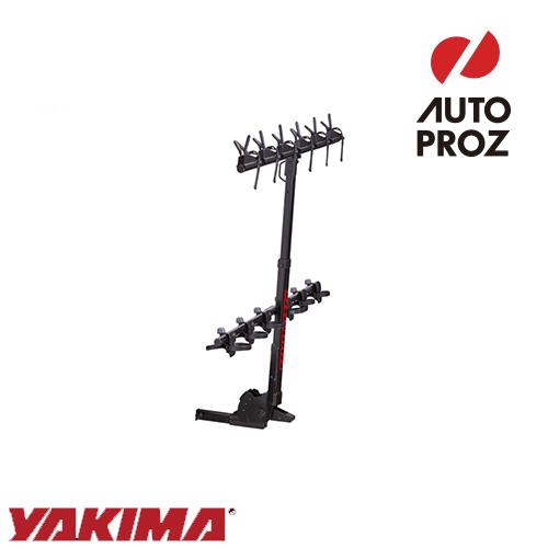 [YAKIMA 正規品] HangOver 6 ハングオーバー6 ヒッチマウント サイクルキャリア/自転車キャリア ※2インチ角用・6台積み