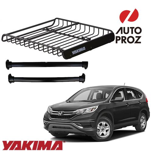 [YAKIMA 正規品] ホンダ CR-V RM1/RM4型 2011-2016年 メガウォーリアー クロスバーセット