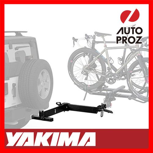[USヤキマ・正規輸入代理店] YAKIMA バックスイング トランクヒッチ バイクラック用 スイングアウェイラック