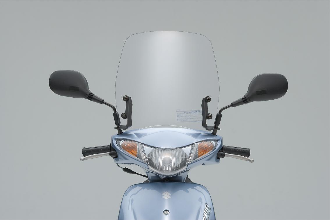 オートリメッサアドレスV50/G ウインドシールド