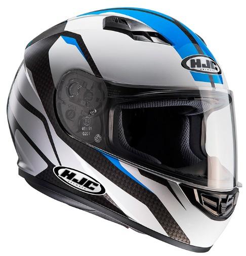HJC HJH116 Lサイズ/BLUE CS-15 SEBKA
