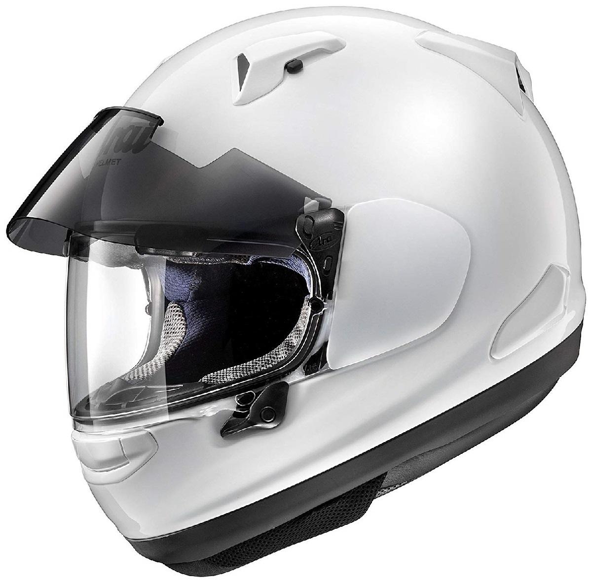 アライ (ARAI) フルフェイス ヘルメット アストラル-X (ASTRAL-X) グラスホワイト 57-58cm