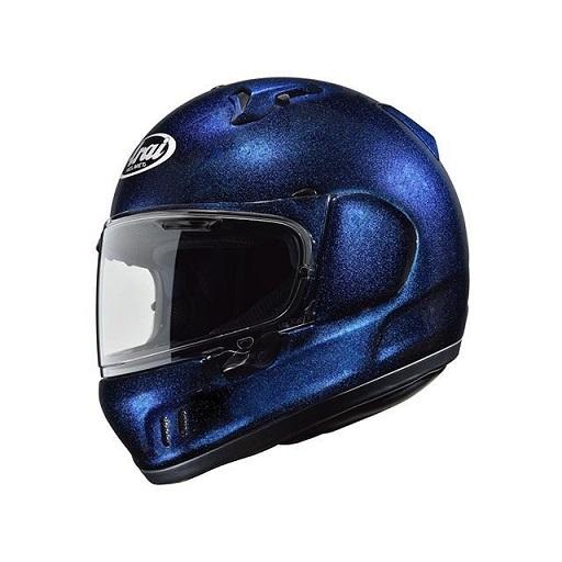 アライ ヘルメット Arai フルフェイスヘルメット 【東単オリジナル】 XD(エックス・ディー) グラスブルー 61-62