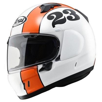 アライ ヘルメット Arai フルフェイスヘルメット 【東単オリジナル】 XD STOUT(エックス・ディー スタウト) グラスホワイト 61-62