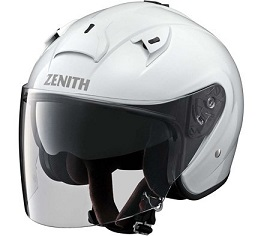 YJ-14 ZENITH パールホワイト M