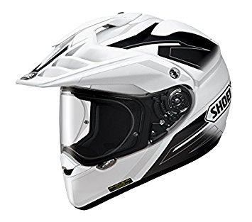 ショウエイ(SHOEI) バイクヘルメット オフロードHORNET ADV SEEKERLサイズ TC-6 ホワイト/ブラック 4512048447021