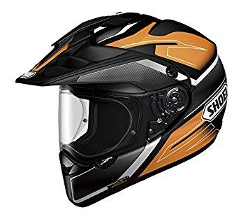ショウエイ(SHOEI) バイクヘルメット オフロードHORNET ADV SEEKER Mサイズ TC-8 オレンジ/ブラック 4512048447052