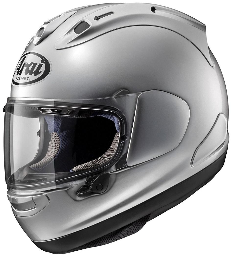 アライ(ARAI) バイクヘルメット フルフェイス RX-7X アルミナシルバー
