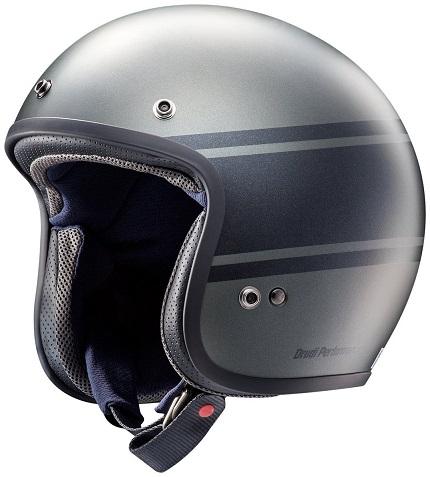 アライ(ARAI) バイクヘルメット ジェットタイプ クラシックMOD バンデージ 艶消し グリーン 59-60cm