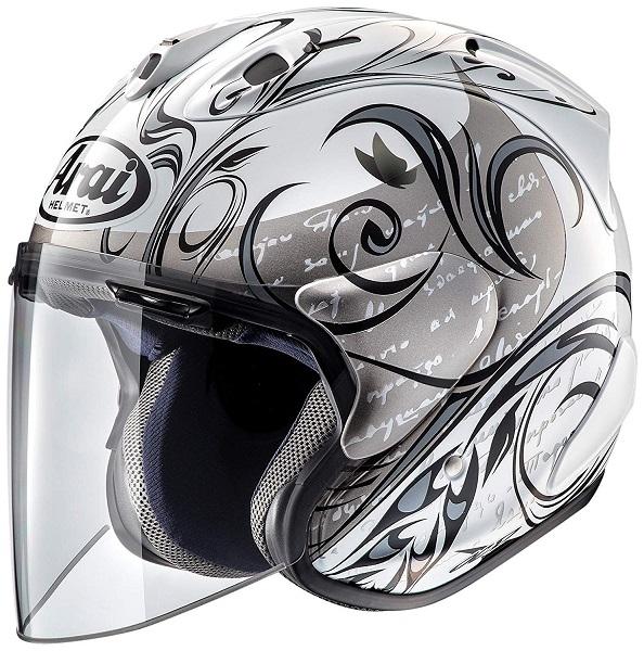 アライ(ARAI) バイクヘルメット ジェット SZ-Ram4X (ラム4X) スタイル 黒