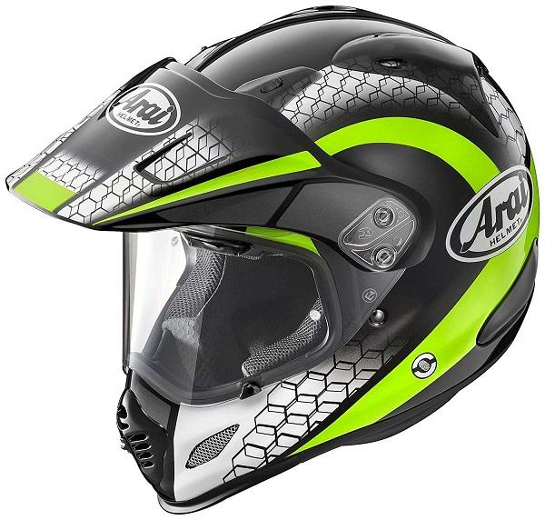 アライ(ARAI) バイクヘルメット フルフェイス ツアークロス3 メッシュ (MESH) イエロー 55-56CM