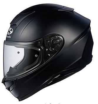 オージーケーカブト(OGK KABUTO)バイクヘルメット フルフェイス AEROBLADE5 フラットブラックS