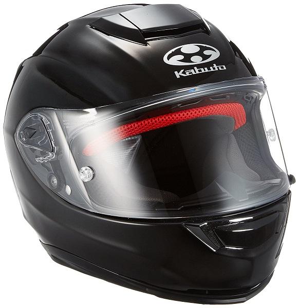 オージーケーカブト(OGK KABUTO)バイクヘルメット フルフェイス RT-33 ブラックメタリック Sサイズ