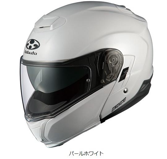 オージーケーカブト(OGK KABUTO)バイクヘルメット IBUKI パールホワイト Mサイズ