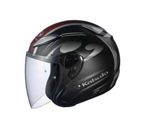 オージーケーカブト(OGK KABUTO) バイクヘルメット ジェット AVAND2 CITTA (チッタ) フラットブラック M