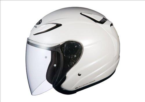 OGK KABUTO AVAND2 パールホワイト Mサイズ オージーケーカブト バイクヘルメット ジェット