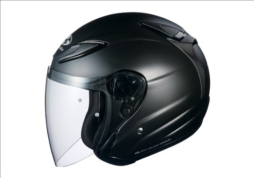 OGK KABUTO AVAND2 フラットブラック Mサイズ オージーケーカブト バイクヘルメット ジェット