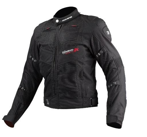 コミネ(KOMINE) JJ-003 ツアラーメッシュジャケット Black Mサイズ